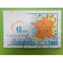 Timbre France YT 3543 - 40 ans d