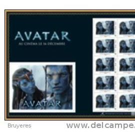 Collector - Avatar, le film - 2009
