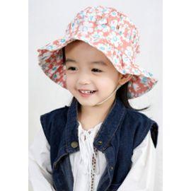 attrayant et durable 100% de satisfaction fréquent Chapeau de Soleil d'été pour Bébé Chapeau Bébé Fille Soleil Pêche Outdoor  Solaire Plage Bonnet en Coton pour 1-3 ans