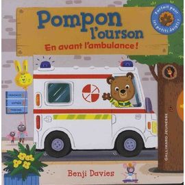 En Avant L'ambulance! - Davies Benji