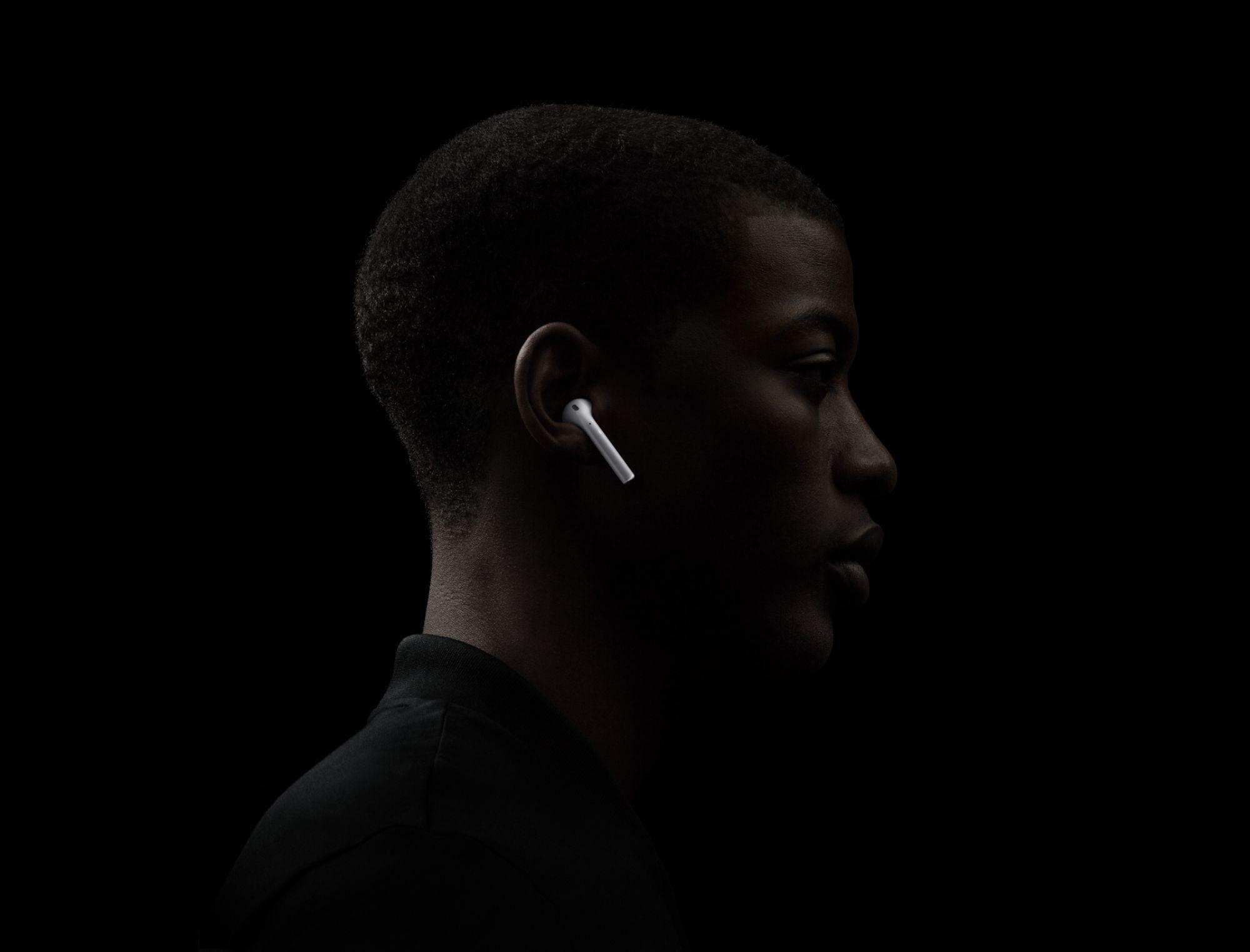 Apple AirPods 2 avec boîtier de charge - True Wireless - écouteurs sans fil avec micro - embout auriculaire - Bluetooth_image_3 Rakuten
