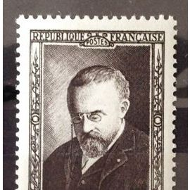 Célébrités XIXème Siècle - Jules-Henri Poincaré 18f+5f (Impeccable n° 933) Neuf** Luxe (= Sans Trace de Charnière) - Cote 11,50€ - France Année 1952 - N10288