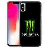 coque iphone xr monster energy