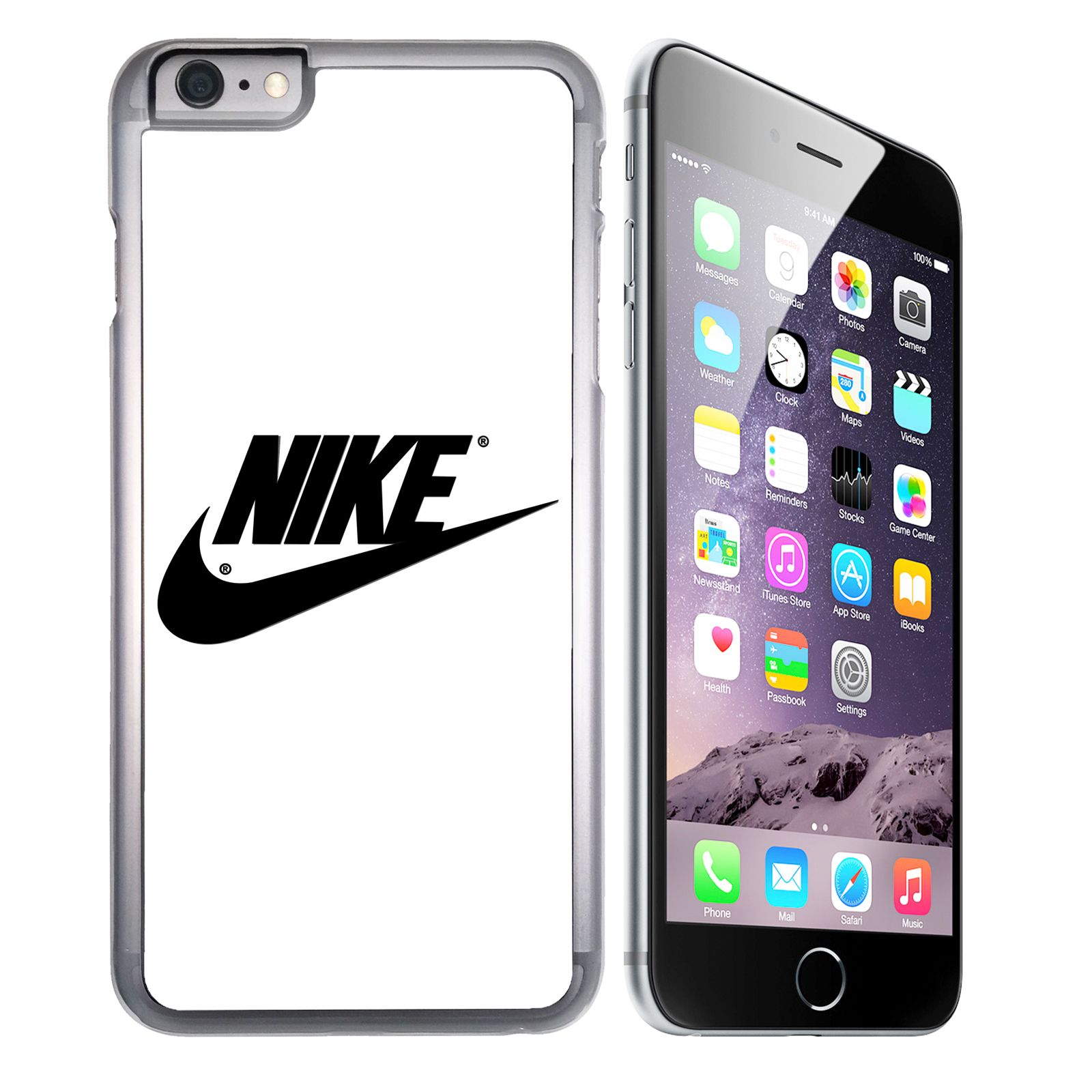 Coque Samsung Galaxy A8 Nike center