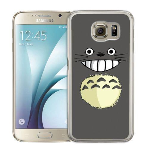 Coque pour Samsung Galaxy S4 totoro sourire