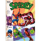 Spidey N° 39 ( V.F. 1983 ) ** Et Si Le Monde Savait Que Daredevil Est Aveugle? **