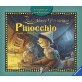 Zauberklang-Geschichten Pinocchio - Hamilton Libby