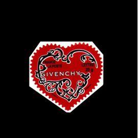 france 2007, très bel exemplaire neuf** luxe yvert 3996, pour la saint valentin, le coeur par givenchy, validité permanente pour lettre prioritaire, pour collection ou affranchissement.