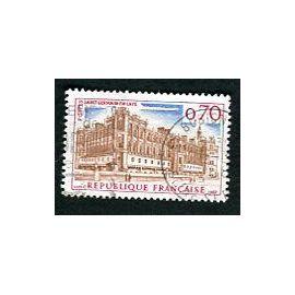 """Timbre Oblitéré - """" Château De Saint-Germain-En-Laye """" - 0,70F - Cami - 1967"""