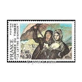 """journée du timbre : """"la lettre d"""