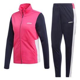 pas mal 8203e d0f6a Jogging Femme Adidas Performance Marine Rose et Blanc