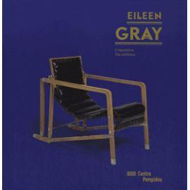 Eileen Gray - L'exposition, Présentée À Paris, Au Centre Pompidou, Musée National D'art Moderne (Galerie 2), Du 20 Février Au 20 Mai 2013 - Pitiot Cloé