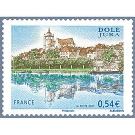 Timbres France 2007 Neuf ** YT N° 4108 DOLE Jura