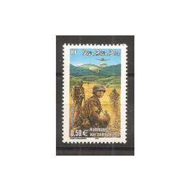 Timbres France 2004 Neuf ** YT N° 3667 Dien Bien Phu