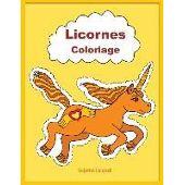 Coloriage Licorne Pas Cher Ou D Occasion Sur Rakuten