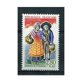 Timbres France 1995 Neuf ** YT N°2981 Les Vieux