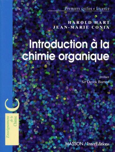 Introduction a la chimie organique - 2ème édition