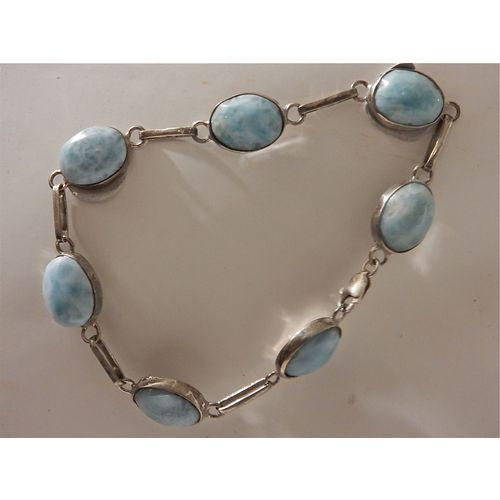 bracelet femme argent avec pierre