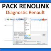 Multidiag RenoLink DDT2000 Pro Diagnostic Case