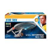 Konami STAR TREK USS Enterprise NCC-1701-B RARE US Vendeur