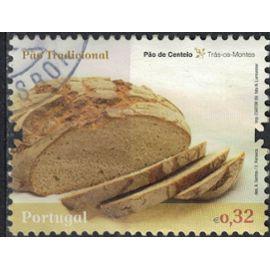Portugal 2009 Oblitéré Used Pão de centeio Pain de Seigle SU