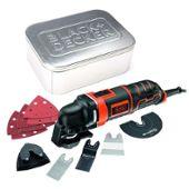 DT20715 Coffret de 5 Pieces DEWALT 2XDT20701//DT20704//DT20711 //DT20714 Pour Multi-Cutter