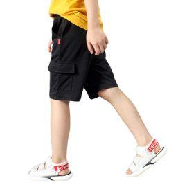 Bermuda Short en Coton Enfant Garcon Taille
