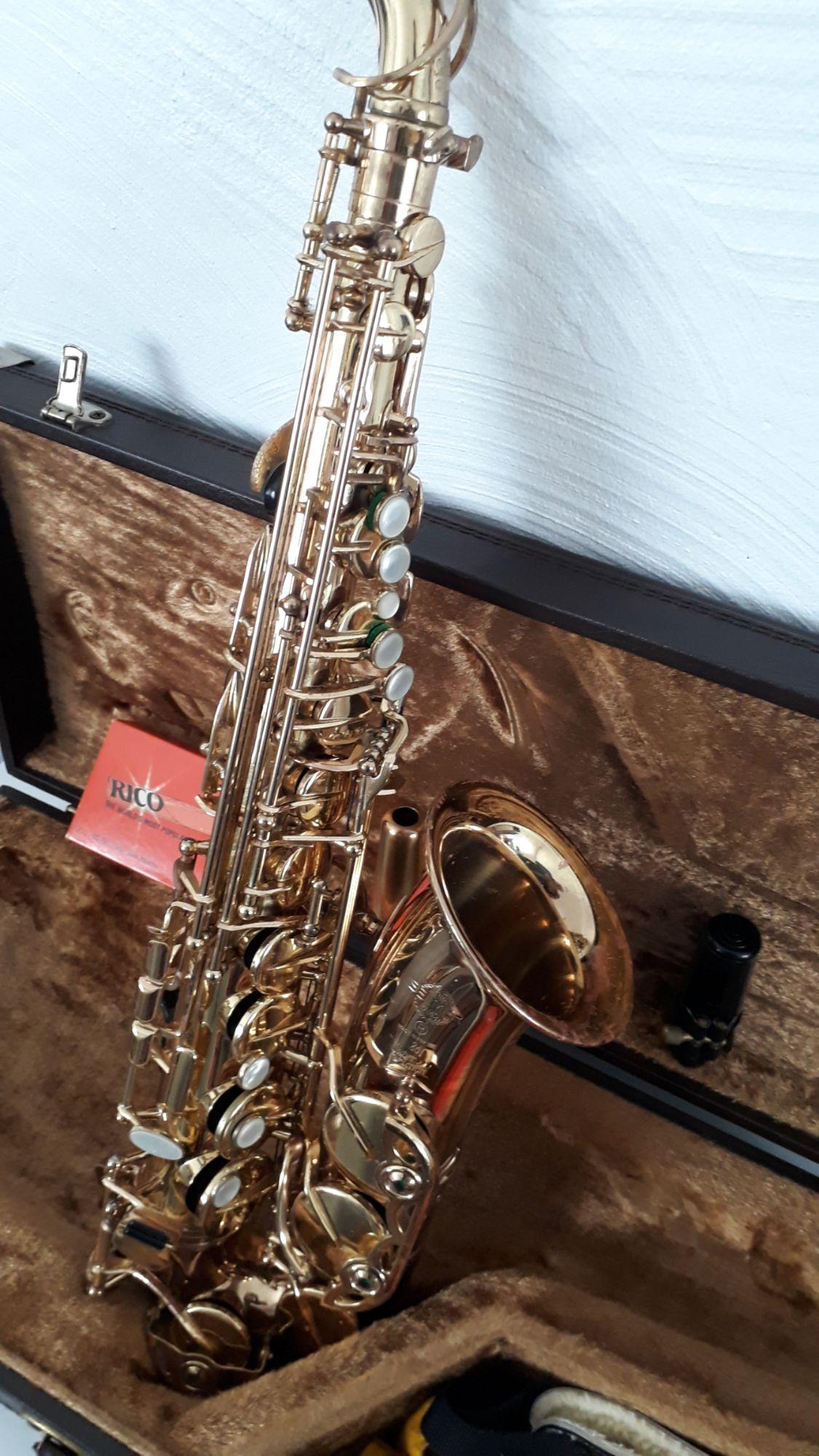 Vente Selmer Saxophone Alto Selmer Super Action 80