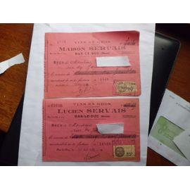 2 timbres fiscaux différents sur quittance