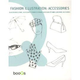 Fashion Illustration : Accessories - Parades Cristina