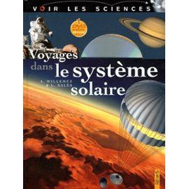 Voyages Dans Le Système Solaire - (2 Dvd) - Willemez Anne