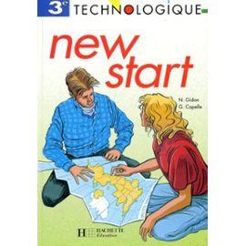 New Start - 3e Technologique - Guy Capelle