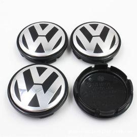 Sans logo/ 4 cache-moyeux universels de roues Pour toutes les voitures