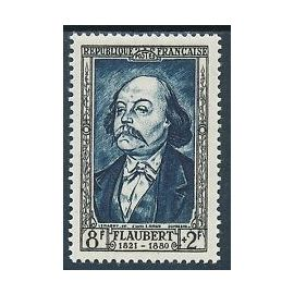 Timbres France 1952 Neuf ** YT N° 930 Gustave FLAUBERT