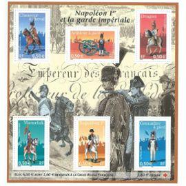 Napoléon 1er et la garde impériale 2004 bloc feuillet neuf** n° 72