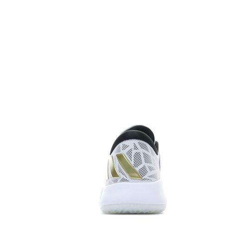 Harden BE Chaussures Basketball Blanc Or Homme Adidas