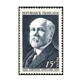 Timbres France 1950 Neuf ** YT N° 864 Raymond POINCARE