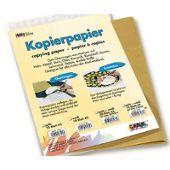 Tracedown Papier De Transfert De Cire A4 gratuit Jaune Pack De 5