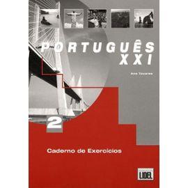 Português Xxi - Caderno De Exercicios 2 - Tavares Ana