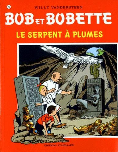BOB ET BOBETTE NUMERO 258 - LE SERPENT A PLUMES