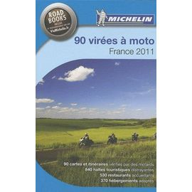 90 Virées À Moto - France - Michelin Null