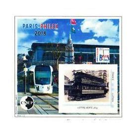Timbres France 2018 CNEP Neuf ** YT N° 78 PARIS - PHILEX