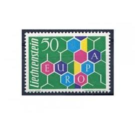 Liechtenstein 1960 Europa Cept 0,50
