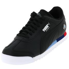Puma Roma Mono Emboss Cuir Baskets Rouge Achat Vente