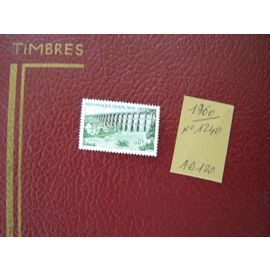AD 120 /TIMBRE NEUF FRANCE 1960* N°1240