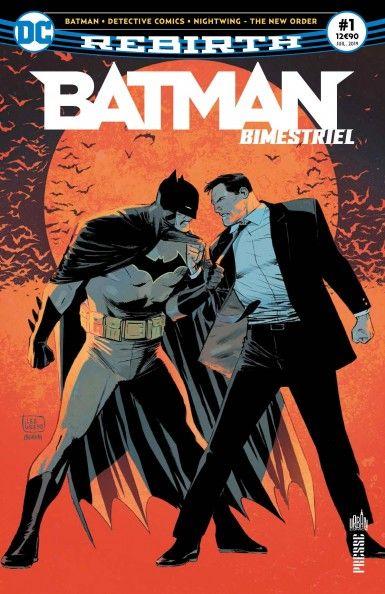 Batman Rebirth (Bimestriel) 01