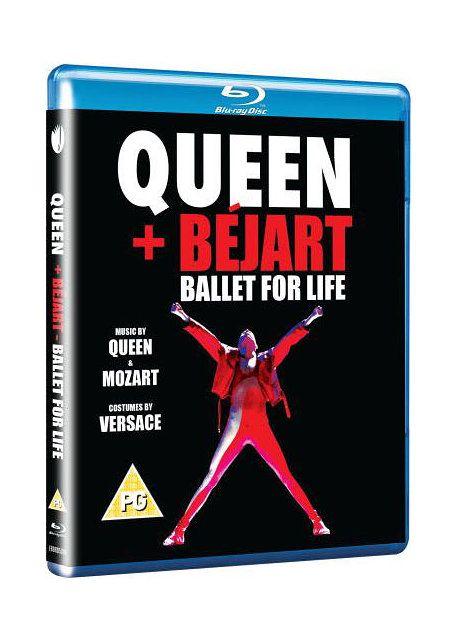 Queen + Béjart : Ballet for Life