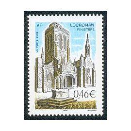 timbre Locronan finistere (emission de 2002)
