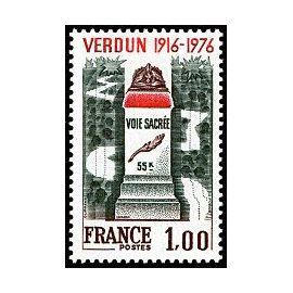 Verdun 1916-1976 La Voie Sacrée
