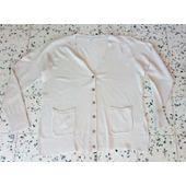 Gilet femme laine damart